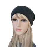 Wholesale Black Casual Knit Beanie  Street  Fashion Accessory