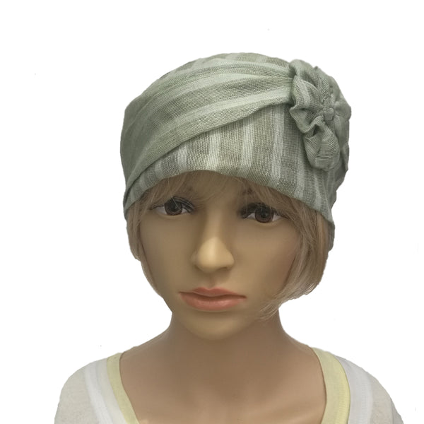 Wholesale Linen Women's Turban Hat