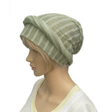 Wholesale Ladies Linen Full Turban Hat
