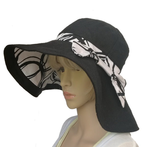 Wholesale Linen Sun Women's Hat Cotton White Hat