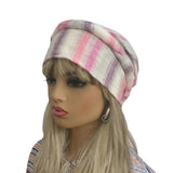 Wholesale Linen Women's Turban  Summer hat