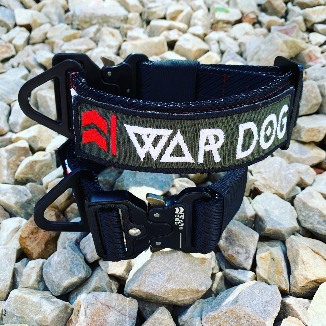War Dog Collars