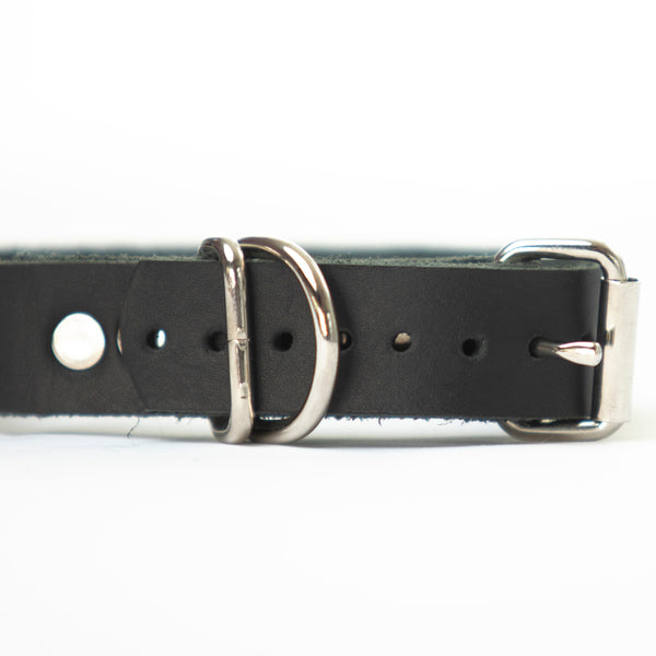 Dapper Dog - Leather Collar