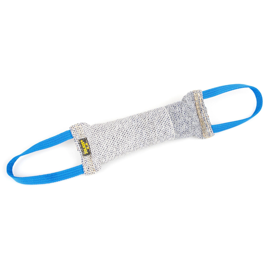 Julius K-9 Cotton/Nylon Tug 30cm - 2 Handles