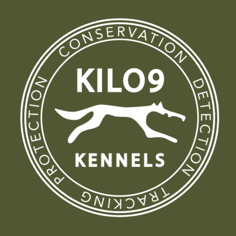 KILO9 KENNELS - Anti-Poaching K9 Unit Support - Pet Bound Co.