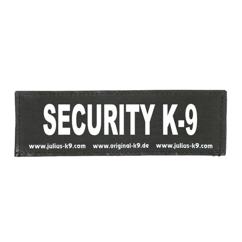Julius K-9 Harness Name Tags - Large - Pet Bound Co.