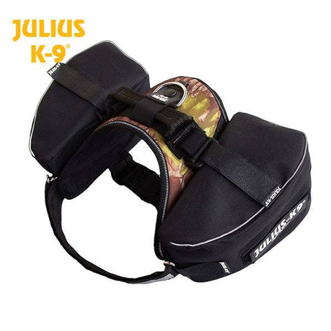 Julius K-9 - Harness Side Bags - Size 0 - Pet Bound Co.