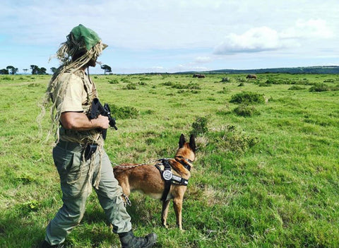 OTHER - Anti-Poaching K9 Unit Support - Pet Bound Co.