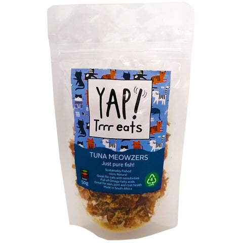 Yap! Treats - Tuna Meowzers - Cat Treats - Pet Bound Co.