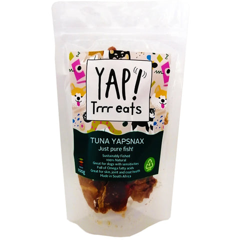 Yap! Treats - Tuna YapSnax 100g - Pet Bound Co.