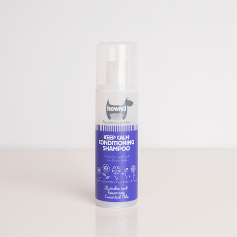 Hownd - Keep Calm Natural Conditioning Shampoo - Pet Bound Co.