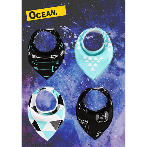 Seadog Bandana Ocean - Pet Bound Co.