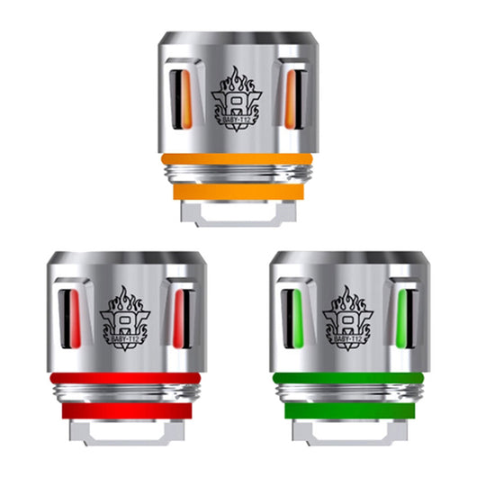 SMOK TFV8 BABY COILS - T12 0.15ohm - 5 PACK