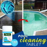 Pool Cleaning Tablets