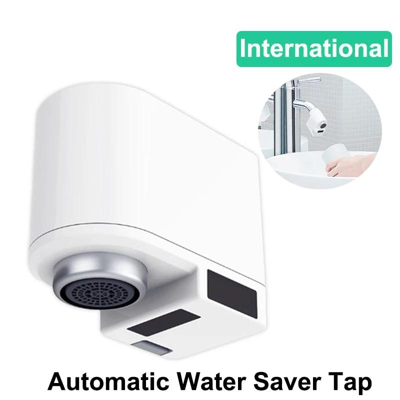 Automatic Infrared Water Saving Device