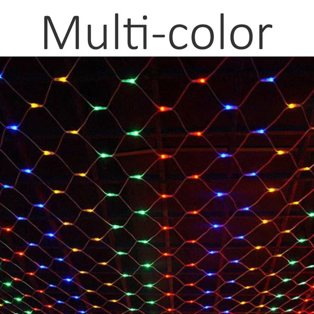 Waterproof LED Net Lights