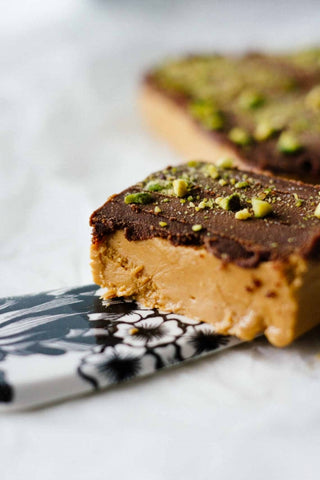 protein peanut butter bars