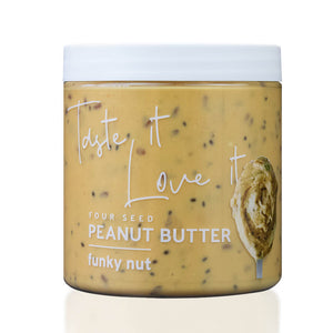 4 Seed Peanut Butter 265g