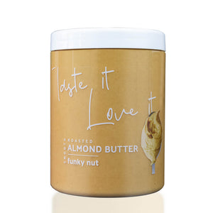 Natural Almond Butter 1kg