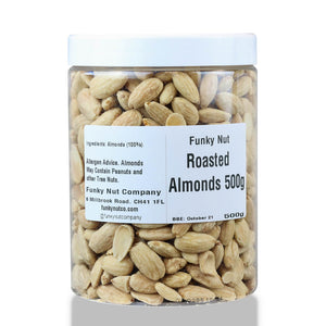 Roast Almonds 500g