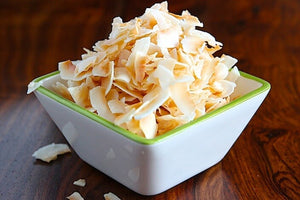 Sweet Roasted Coconut Chips 40g