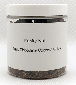 Dark Chocoate Coconut Chips 100g