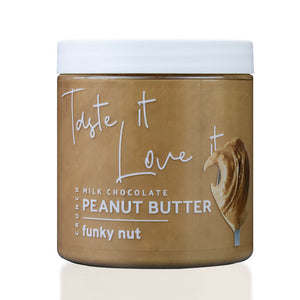 Milk Chocolate Peanut Butter 265g