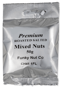3 Nut MIx | Sea Salt | 50g
