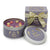 Black Cherry Scented Tin Candle