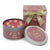 Plush Berries Tin Candle