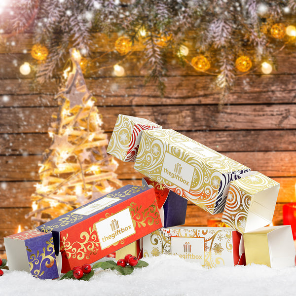 Christmas Frost - 3 Bumper Pack Xmas Cracker Votive Set