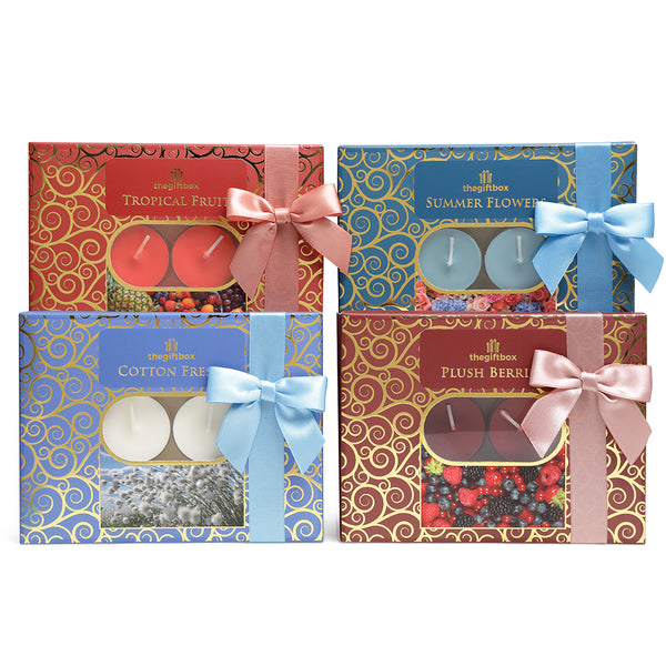 Luxury Elegance Candle Gift Set - 48 (4 x12)