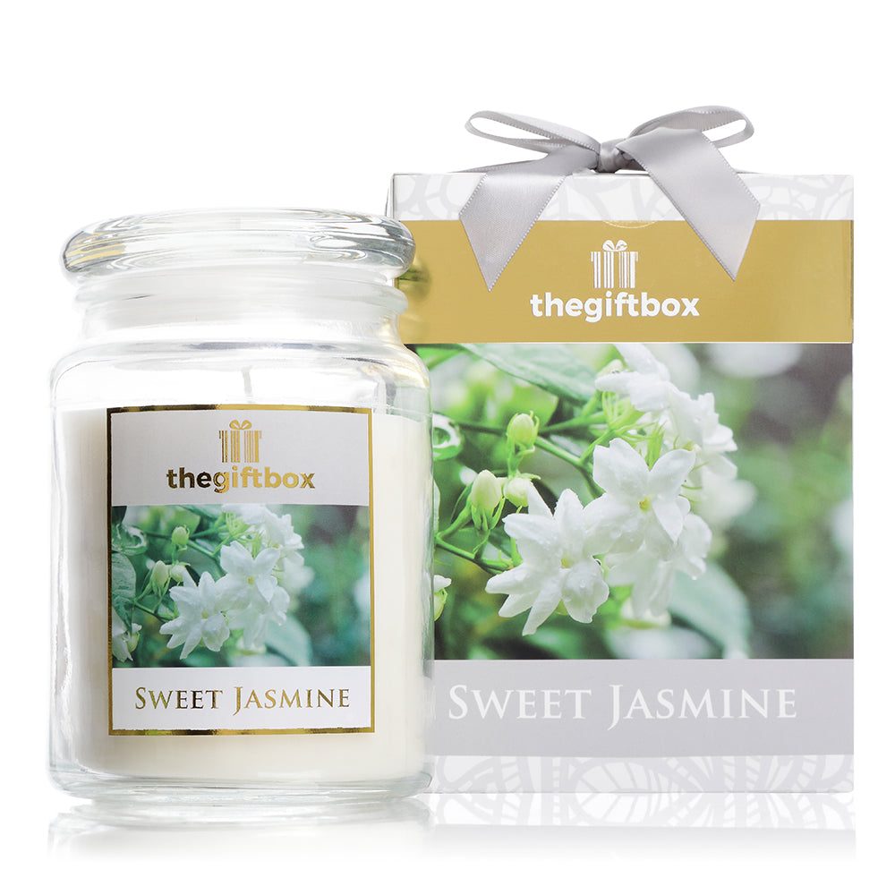 Sweet Jasmine Large Candle