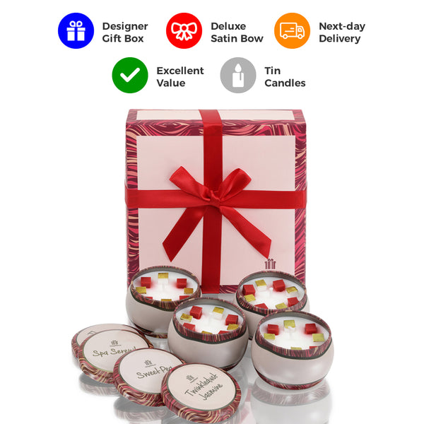 Twinkleflower - 4 Tin Gifts