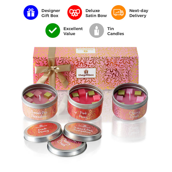 Lovestar 3 Tin Gifts
