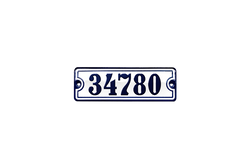 CHRISTIANSBORG HOUSE NUMBER