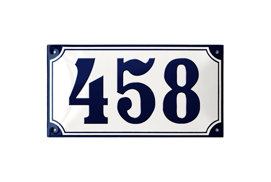 LILLEBORG HOUSE NUMBER
