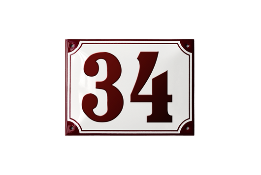 DUBORG HOUSE NUMBER