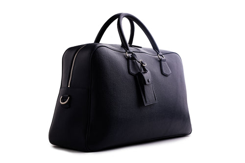Bomber bag Navy Grain