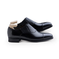 Reed in Nero Vesuvio Calf