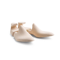 Lasted Shoe Trees - The Sabot Soft Square Last