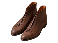 Amblier Lowell Brown Nubuck