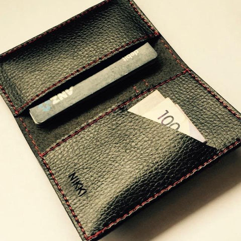 SQ: Slim Minimalist Wallet