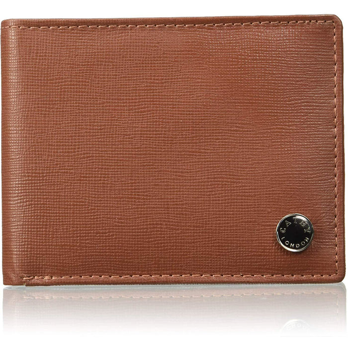 Cathy London RFID Men's Wallet 3 cc with coin case