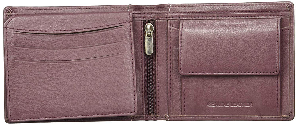 Cathy London Limited Edition RFID Men's Wallet 8 Card Slots with Coin Pocket