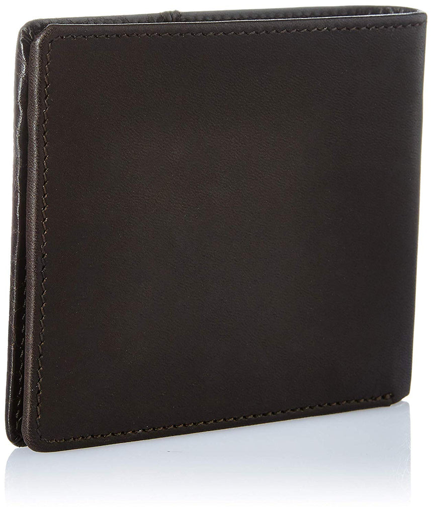 Cathy London RFID Men's Wallet 8 cc with coin pocket