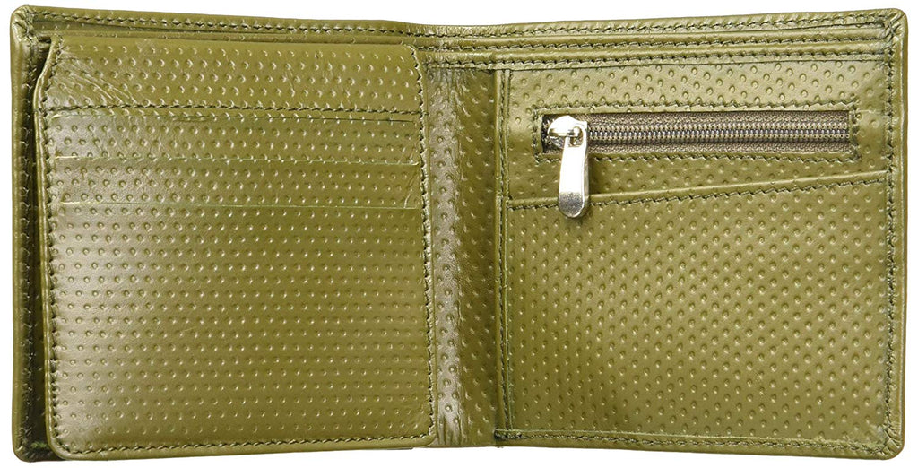 Cathy London RFID Men's Wallet 7 cc with coin pocket