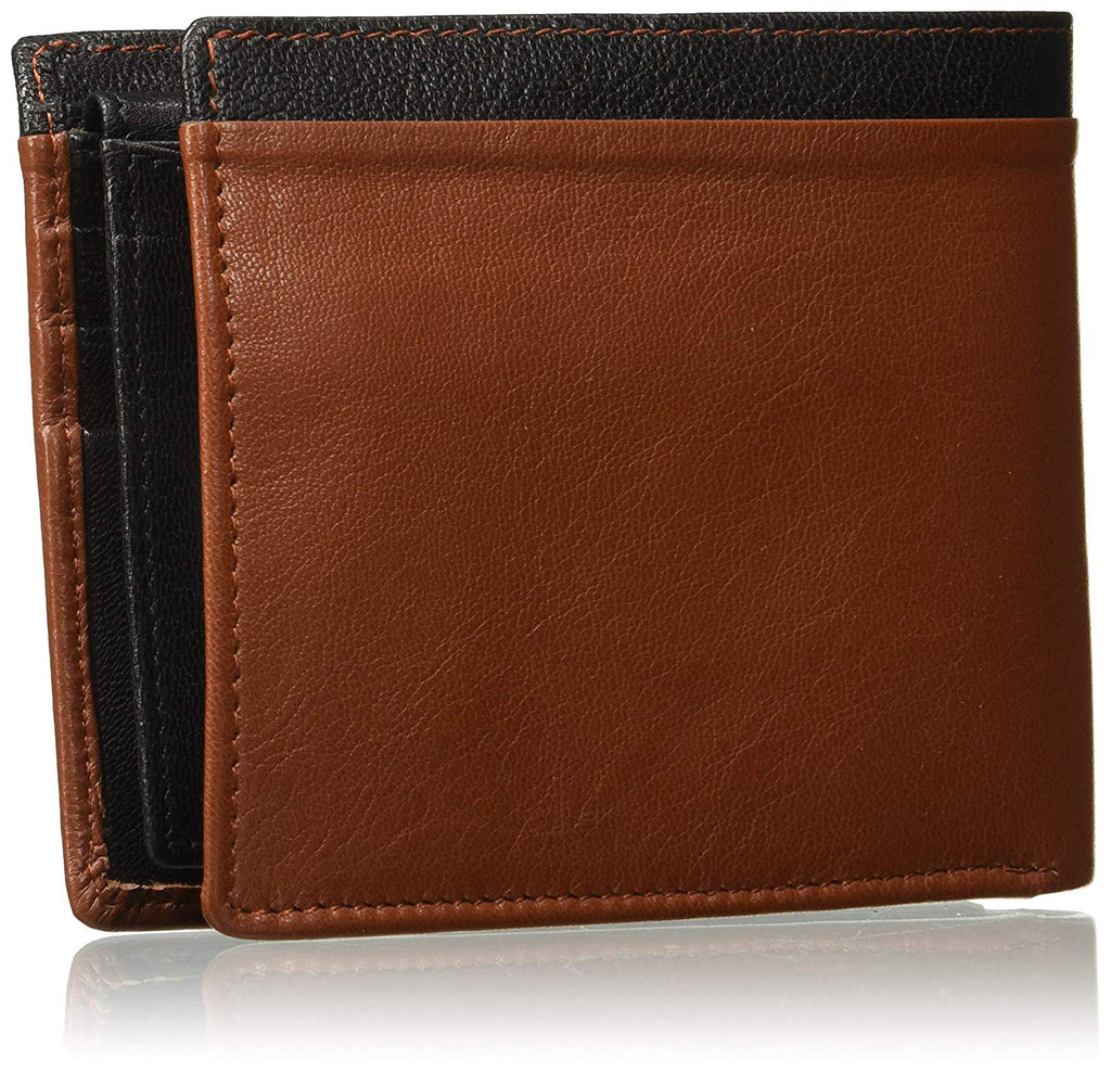 Cathy London Limited Edition RFID Men's Wallet 10 Card Slots with Coin Pocket