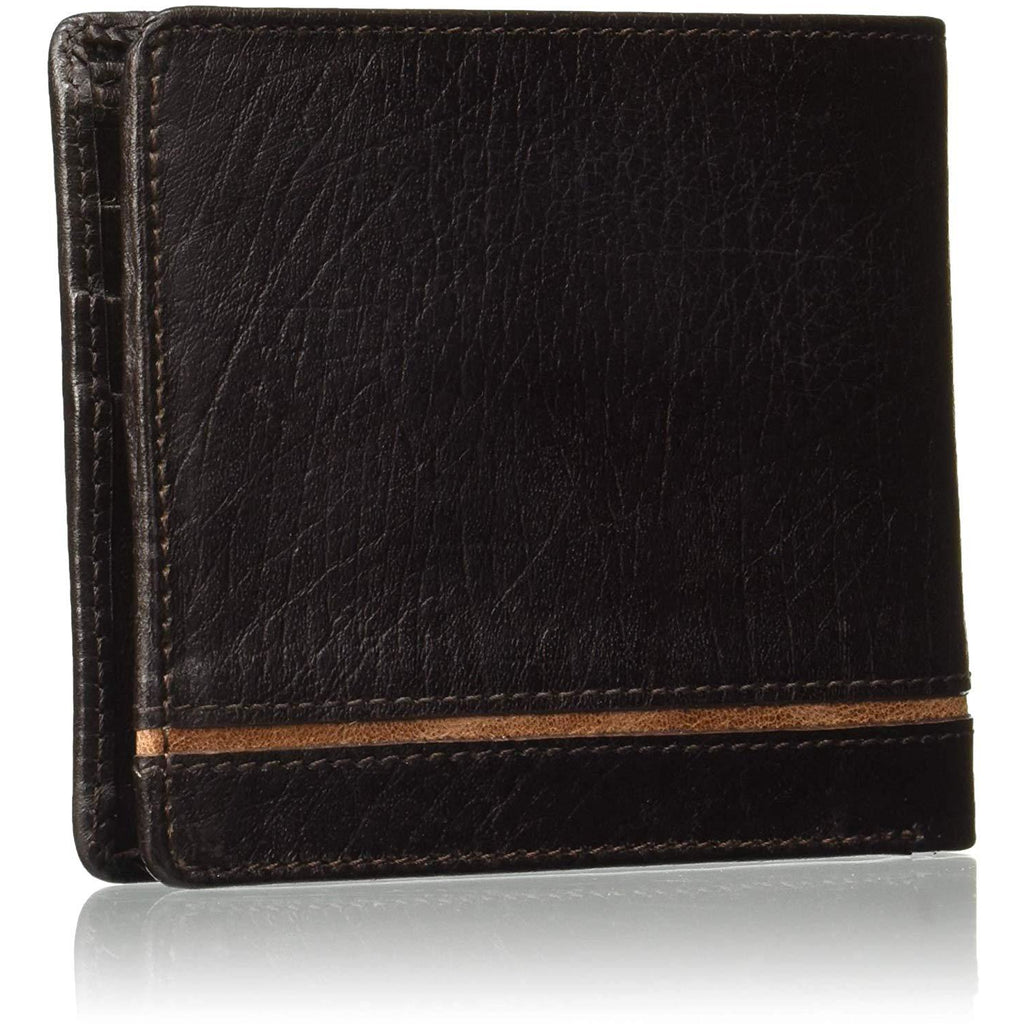 Cathy London RFID Men's Wallet 6 cc with coin pocket
