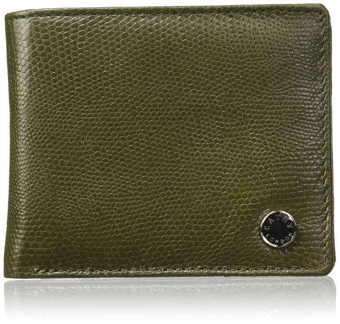 Cathy London RFID Men's Wallet 3 cc with coin pocket
